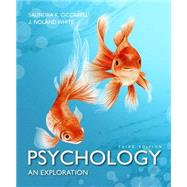 Psychology An Exploration Plus MyPsychLab with Pearson eText -- Access Card Package