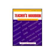 Teacher�s Handbook, 2/E Contextualized Language Instructor