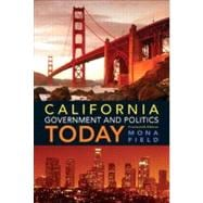 California Government and Politics Today Plus MySearchLab with eText -- Access Card Package