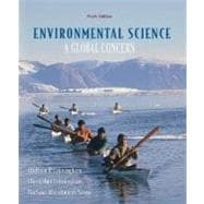 Environmental Science : A Global Concern with ARIS Bind in Card
