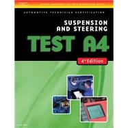 ASE Test Preparation- A4 Suspension and Steering