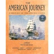 American Journey, The: A History of the United States, Combined Brief