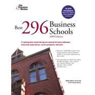 Best 296 Business Schools, 2009 Edition