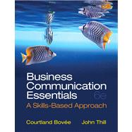 Business Communication Essentials Plus MyBCommLab with Pearson eText -- Access Card Package