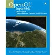OpenGL SuperBible : Comprehensive Tutorial and Reference