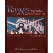 Voyages in World History, Volume II, Brief
