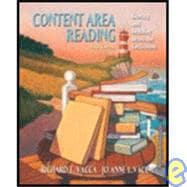 CONTENT AREA READING & MYLABSCH PKG, 9/e