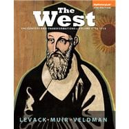 West Encounters and Transformations, The,  Volume 1 Plus NEW MyHistoryLab with Pearson eText --Access Card Package