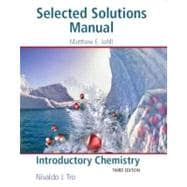 Selected Solutions Manual