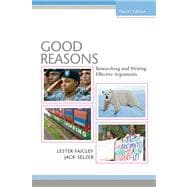 Good Reasons : Researching and Writing Effective Arguments Value Package (includes Real Visual: A Guide to Composing and Analyzing with Images)