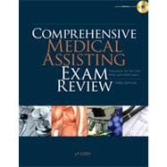 Comprehensive Medical Assisting Exam Review: For the CMA, RMA and CMAS Exams, 3rd Edition