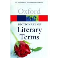 The Concise Dictionary of Literary Terms