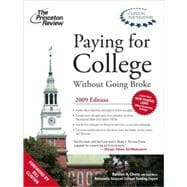Paying for College without Going Broke, 2009 edition