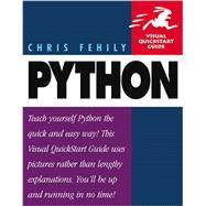 Python Visual QuickStart Guide