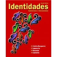 Identidades Value Package (includes Student Activities Manual for Identidades)