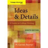 Cengage Advantage Books: Ideas and Details