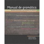Manual de gram�tica: Grammar Reference for Students of Spanish, 4th Edition
