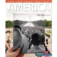 America Past and Present, Volume 2,  Plus NEW MyHistoryLab with eText -- Access Card Package
