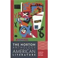 The Norton Anthology of American Literature, Shorter 8th Edition, Abridged