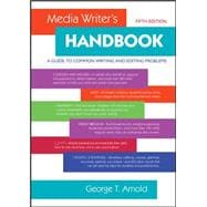 Media Writer's Handbook : A Guide to Common Writing and Editing Problems