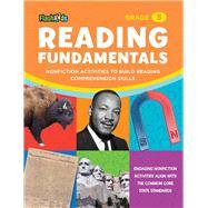 Reading Fundamentals: Grade 5 Nonfiction Activities to Build Reading Comprehension Skills