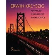 Advanced Engineering Mathematics, 9th Edition
