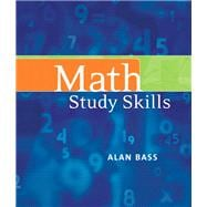 Math Study Skills Value Package (includes Basic Mathematics through Applications)