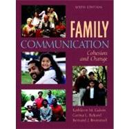 Family Communication: Cohesion and Change
