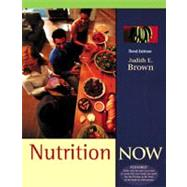 Nutrition Now (Book with CD-ROM, Non Info Trac Version)
