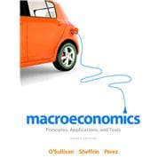 Macroeconomics : Principles, Applications, and Tools