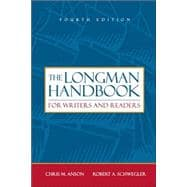 LONGMAN HANDBOOK WRITERS&RDRS&MCL2.0WEB PKG, 4/e