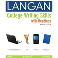 College Writing Skills with Readings, 8th Edition