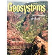 Geosystems An Introduction to Physical Geography Plus MasteringGeography with eText -- Access Card Package