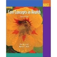 Core Concepts In Health Brief with PowerWeb