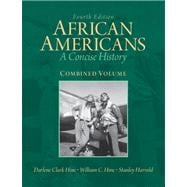 African Americans Concise Hist Comb&Mhl Pkg