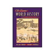 Essential World History: Comprehensive Volume With Infotrac