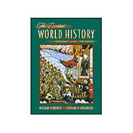 The Essential World History, Volume I (with InfoTrac)