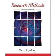 Research Methods : A Modular Approach