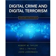 Digital Crime and Digital Terrorism, 3/e