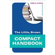 Little, Brown Compact Handbook, The,  Plus MyWritingLab -- Access Card Package