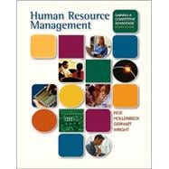 Human Resource Management with Student CD, PowerWeb, and Management Skill Booster Card
