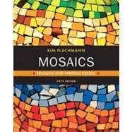 Mosaics : Reading and Writing Essays