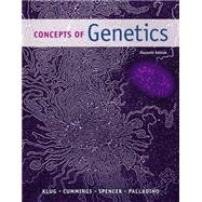 Concepts of Genetics, 11/e