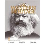 The Western Heritage Teaching and Learning Classroom Edition, Combined Volume