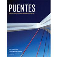 Puentes: Spanish for Intensive and High Beginner Courses, 5th Edition