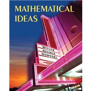Mathematical Ideas Value Package (includes Student's Study Guide and Solutions Manual for Mathematical Ideas)