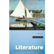 Literature An Introduction to Fiction, Poetry, Drama, and Writing, Portable Edition with NEW MyLiteratureLab -- Access Card Package