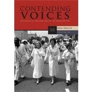 Contending Voices, Volume II: Since 1865, 3rd Edition