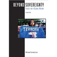 Beyond Sovereignty Issues for a Global Agenda
