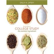 College Study The Essential Ingredients Plus NEW MyStudentSuccessLab Update -- Access Card Package